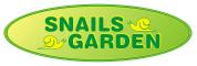 logo - snails garden